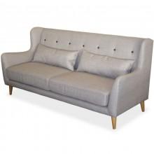 3-sitzer Sofa *Juist* grau