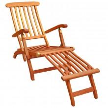 Hartholz Deckchair (FSC Eukalyptus)