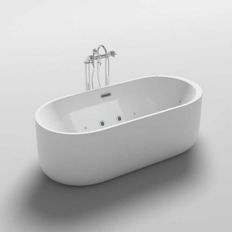 Bola Plus - Badewanne - Freistehender Whirlpool