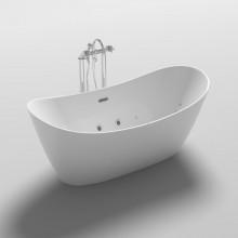 Ovalo Plus - Freistehender Whirlpool