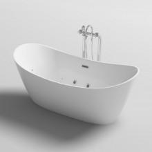 Ovalo Plus - Badewanne - Freistehender Whirlpool-5