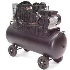Druckluftkompressor V-Zylinder Kessel 100 Liter 10bar-7