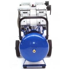 Druckluftkompressor Silent LEISELÄUFER V4 180/8/50W Ölfrei 50L 2PS-13