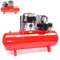 Druckluftkompressor 7,5PS 300l 15bar 5,5kw-1