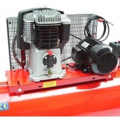 Druckluftkompressor 7,5PS 300l 15bar 5,5kw-3