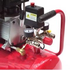 Druckluftkompressor 1100W 1,5PS 24L-9