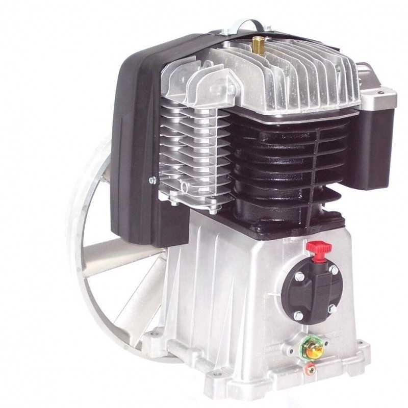Kompressoraggregat 840L 15bar BK19-15