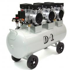Druckluftkompressor 100L Silent LEISELÄUFER-5