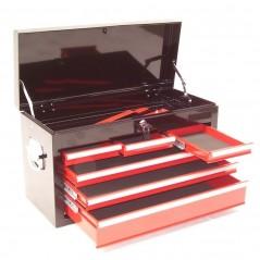 Werkstattwagen 8 Schubladen mit Werkzeugkiste-3