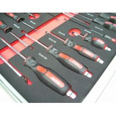 Premium Werkstattwagen mit Werkzeug 259tlg-23