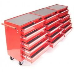 Werkzeugwagen XXL mit 15 Schubladen-13