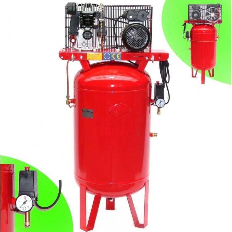 Druckluftkompressor 11bar 450/11/150W stehend 3PS