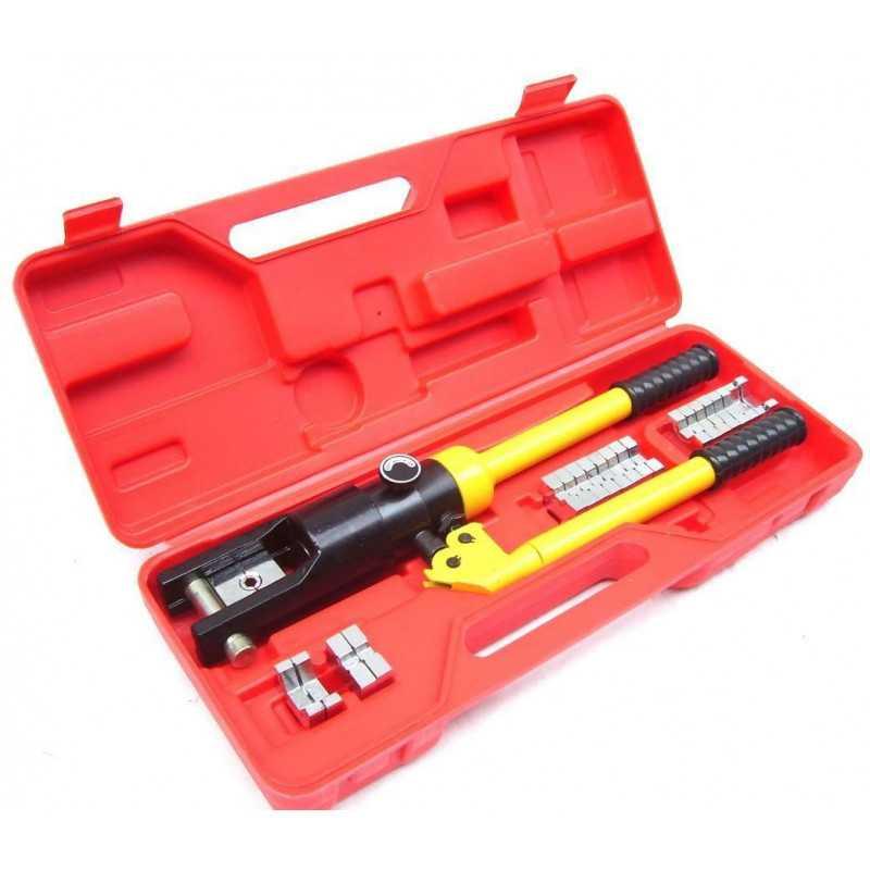 Presszange Crimpzange hydraulisch 10 bis 300 mm²