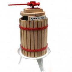 Maischepresse 18 Liter + 3x Pressnetze-1