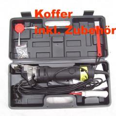 Schaf Schermaschine 320W + Tierhaaraufsatz 2in1-5