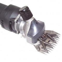 Schaf Schermaschine 320W + Tierhaaraufsatz 2in1-7