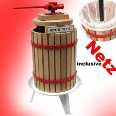 6 Liter Obstpresse + Obstmühle 7 Liter-3