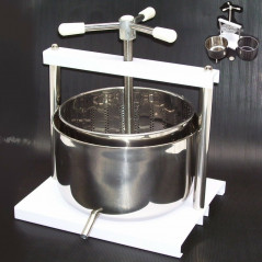 EDELSTAHL Beerenpresse 12 Liter-1