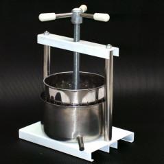 EDELSTAHL Beerenpresse 5 Liter-19