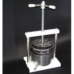 EDELSTAHL Beerenpresse 5 Liter-21