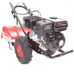 Benzin Gartenfräse 500mm 6,5PS 196ccm-3