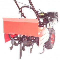 Benzin Gartenfräse 500mm 6,5PS 196ccm-5