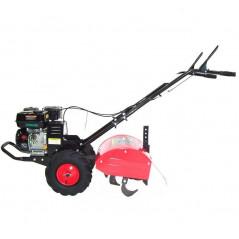 Benzin Gartenfräse 500mm 6,5PS 196ccm-9