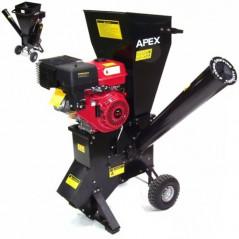Benzin Gartenhäcksler 15PS 419ccm für Aststärken bis 102mm-1