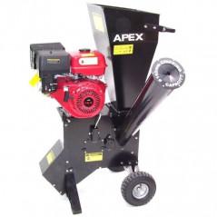 Benzin Gartenhäcksler 15PS 419ccm für Aststärken bis 102mm-5