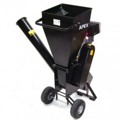 Benzin Gartenhäcksler 15PS 419ccm für Aststärken bis 102mm-7