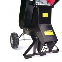 Benzin Gartenhäcksler 15PS 419ccm für Aststärken bis 102mm-11