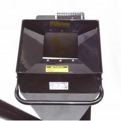 Benzin Gartenhäcksler 15PS 419ccm für Aststärken bis 102mm-13