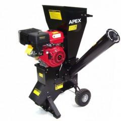 Benzin Gartenhäcksler 15PS 419ccm für Aststärken bis 102mm-15