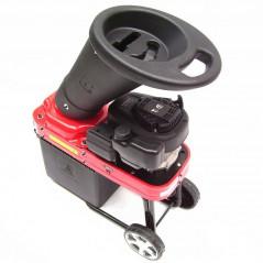 Benzin Gartenhäcksler 4,3PS 173ccm für Aststärken bis 45mm-3