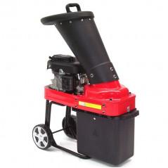 Benzin Gartenhäcksler 4,3PS 173ccm für Aststärken bis 45mm-9