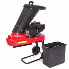 Benzin Gartenhäcksler 4,3PS 173ccm für Aststärken bis 45mm-15