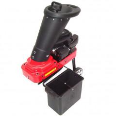 Benzin Gartenhäcksler 4,3PS 173ccm für Aststärken bis 45mm-19