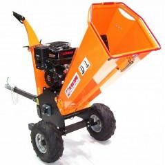 Benzin Gartenhäcksler 15PS 420ccm für Aststärken bis 120mm-1