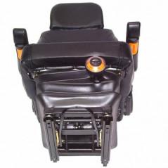 Traktorsitz mit Federung-17