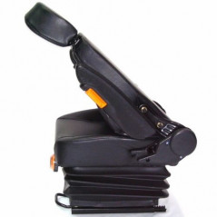 Traktorsitz mit Federung-19