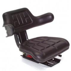 Traktorsitz inkl. Rückenlehne, Armlehne und Längseinstellung-1