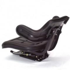 Traktorsitz inkl. Rückenlehne, Armlehne und Längseinstellung-7