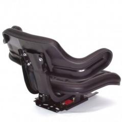 Traktorsitz inkl. Rückenlehne, Armlehne und Längseinstellung-9