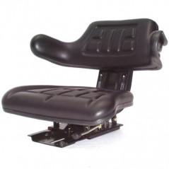 Traktorsitz inkl. Rückenlehne, Armlehne und Längseinstellung-11