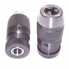 Schnellspannbohrfutter 16mm + Kegeldorn MK2-5