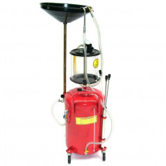 Druckluft Ölauffanggerät 2in1 68L-1
