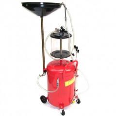 Druckluft Ölauffanggerät 2in1 68L-7
