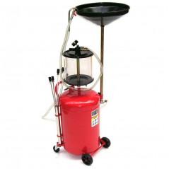 Druckluft Ölauffanggerät 2in1 68L-9