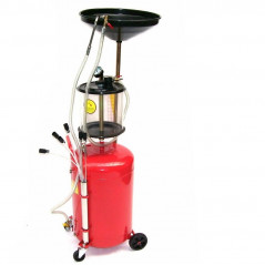 Druckluft Ölauffanggerät 2in1 68L-15