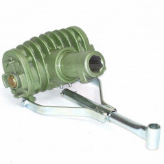 Kompressor für Zapfwelle Traktor-9